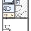 1K マンション 大阪市城東区 間取り