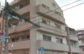 新宿区北新宿-1LDK公寓大厦