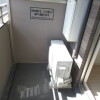 1K Apartment to Rent in Osaka-shi Kita-ku Balcony / Veranda