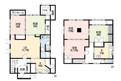 Whole Building Apartment to Buy in Muroran-shi Interior
