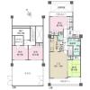 4LDK Apartment to Buy in Setagaya-ku Floorplan