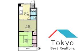 2K Mansion in Kichijoji minamicho - Musashino-shi