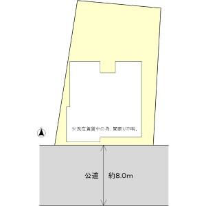 Whole Building {building type} in Egota - Nakano-ku Floorplan