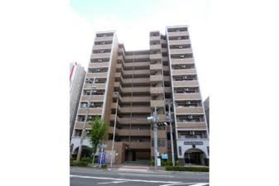 1LDK Apartment to Rent in Osaka-shi Yodogawa-ku Exterior