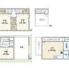 3LDK House to Buy in Osaka-shi Abeno-ku Floorplan
