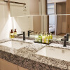 2LDK Apartment to Rent in Osaka-shi Naniwa-ku Washroom