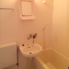 1K Apartment to Rent in Funabashi-shi Washroom
