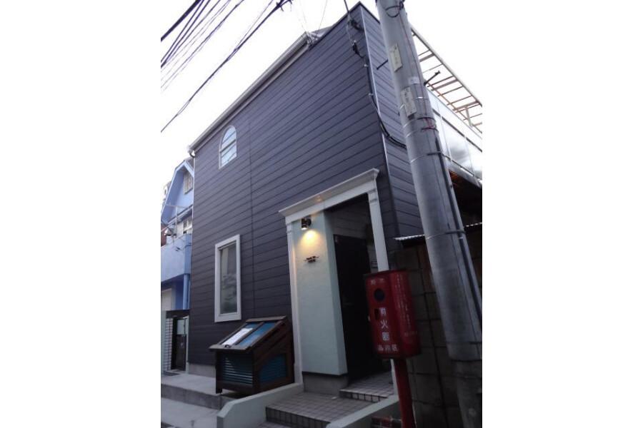 1R アパート 品川区 外観