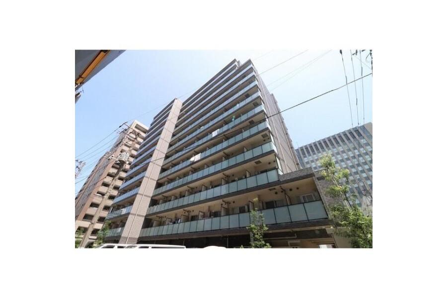 在江东区内租赁2LDK 公寓大厦 的 户外
