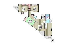 3LDK Mansion in Negishi - Saitama-shi Minami-ku