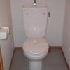 1K Apartment to Rent in Fujimi-shi Toilet