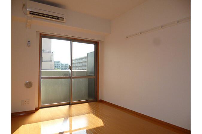 1K Apartment to Rent in Itabashi-ku Bedroom
