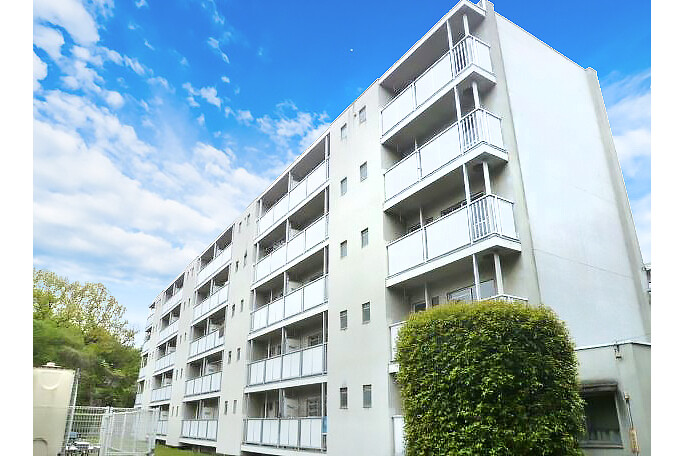 2K Apartment to Rent in Yuki-shi Exterior