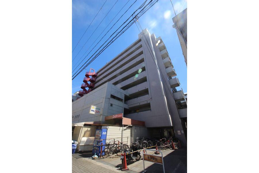 1R Apartment to Rent in Osaka-shi Minato-ku Interior