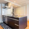 在横浜市西区购买2LDK 公寓大厦的 厨房