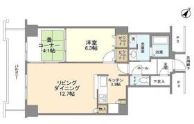 1SLDK Mansion in Nihombashihamacho - Chuo-ku