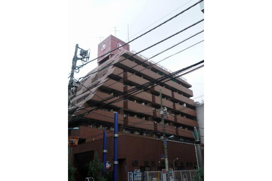 1R 맨션 to Rent in Shinjuku-ku Exterior