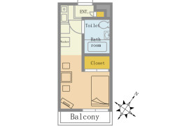 船橋市西船-1K公寓大廈