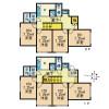 Shared Guesthouse to Rent in Katsushika-ku Floorplan