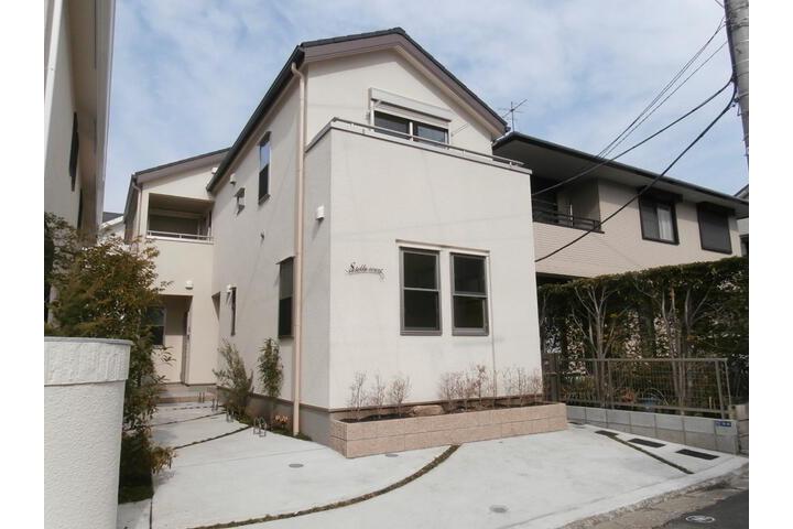 1LDK House to Rent in Ota-ku Exterior