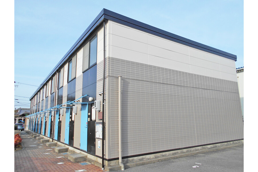 1K Apartment to Rent in Ogaki-shi Exterior