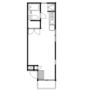 1R Mansion in Ikebukuro (2-4-chome) - Toshima-ku Floorplan