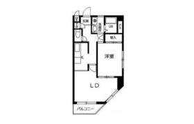 杉並区 堀ノ内 1LDK {building type}