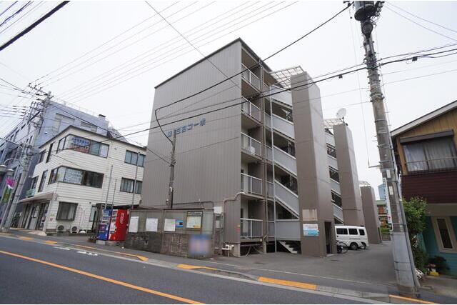 2DK Apartment to Rent in Fuchu-shi Exterior