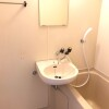 1R Apartment to Rent in Osaka-shi Higashiyodogawa-ku Bathroom