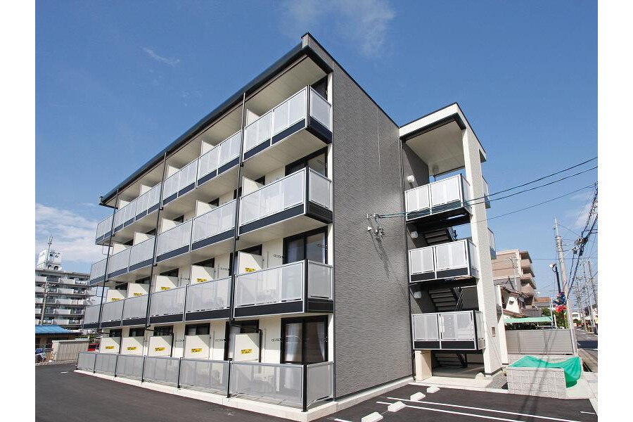 1K Apartment to Rent in Nagoya-shi Moriyama-ku Floorplan