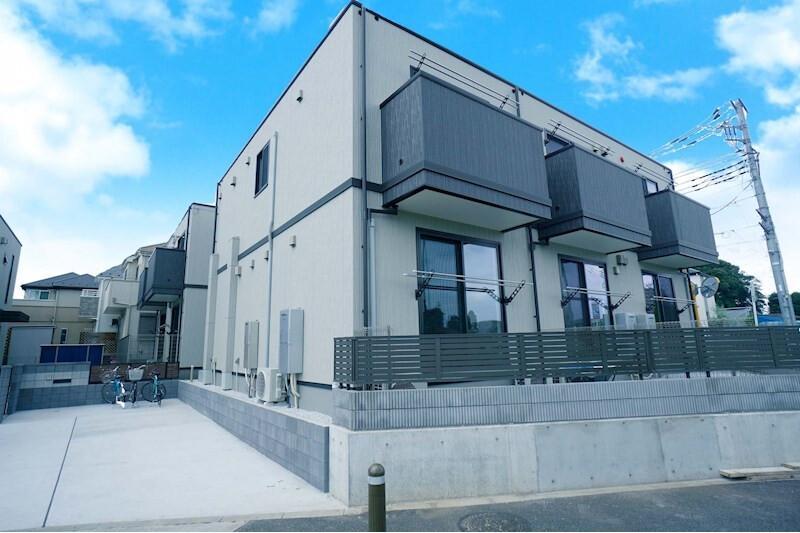 1LDK Apartment to Rent in Chofu-shi Exterior