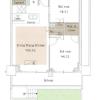 在目黒區購買2LDK 公寓大廈的房產 房間格局