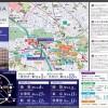 1SLDK Apartment to Rent in Bunkyo-ku Map