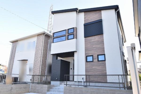 在名古屋市綠區購買3LDK 獨棟住宅的房產 戶外