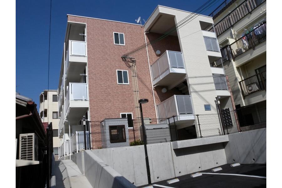 在神戸市灘區內租賃1K 公寓大廈 的房產 戶外