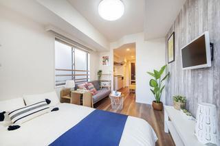 1DK Apartment to Rent in Sumida-ku Bedroom