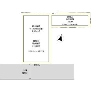 Whole Building {building type} in Umeda - Adachi-ku Floorplan