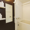 在大阪市淀川區內租賃1R 服務式公寓 的房產 浴室