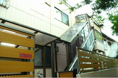 2DK Apartment to Rent in Bunkyo-ku Exterior