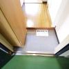 1K Apartment to Rent in Osaka-shi Fukushima-ku Entrance