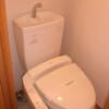 1K 아파트 to Rent in Kita-ku Toilet