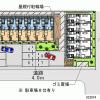 在國分寺市內租賃1K 公寓 的房產 地圖