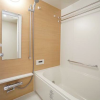 1K Apartment to Rent in Minato-ku Bathroom