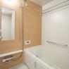 在港区内租赁1K 公寓大厦 的 浴室