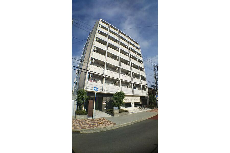1DK Apartment to Rent in Osaka-shi Tsurumi-ku Exterior