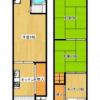 Whole Building House to Buy in Osaka-shi Minato-ku Floorplan