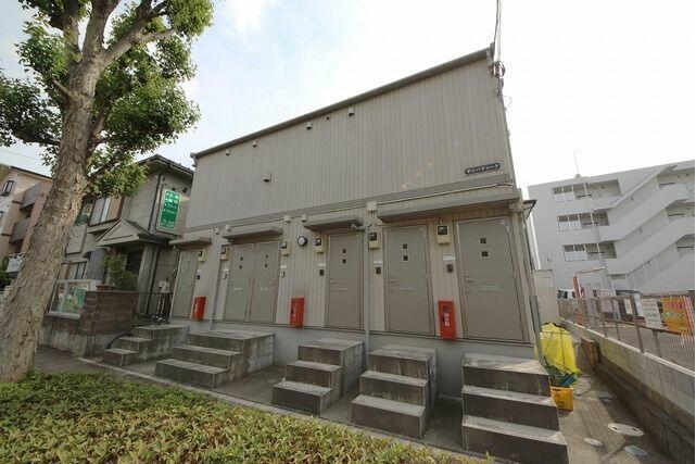 在富士見市內租賃1K 公寓 的房產 戶外