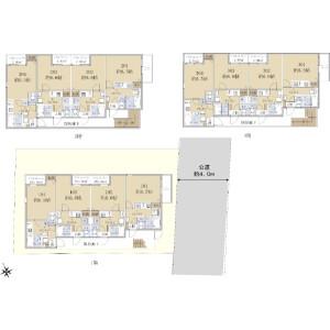 Whole Building {building type} in Kitamachi - Nerima-ku Floorplan