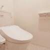 1DK Apartment to Buy in Osaka-shi Fukushima-ku Toilet