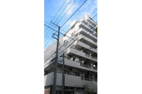 在横浜市中区购买2LDK 公寓大厦的 户外